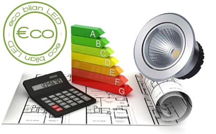 eco calculateur led