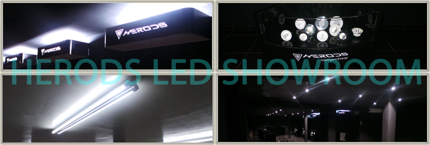 showroom herods led